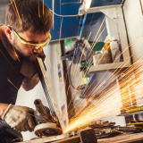 How Saw Cutting Metal Fabrication Works